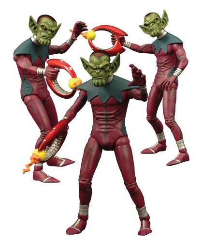 Marvel Select: Skrull Action Figure 3-Pack