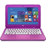 HP Stream 11.6 Inch Laptop (Intel Celeron, 2GB, 32GB SSD, Orchid Magenta) Includes Office 365 Personal for One Year