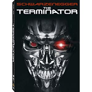 Click to buy Arnold Schwarzenegger Movies: The Terminator from Amazon!