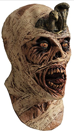 Cursed Mummy Mask