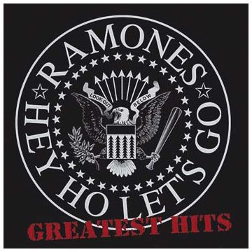Greatest Hits-Hey Ho Let's Go