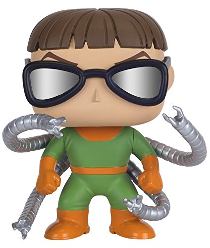 Funko - Figurine Marvel - Doctor Octopus Pop 10cm - 0849803072605