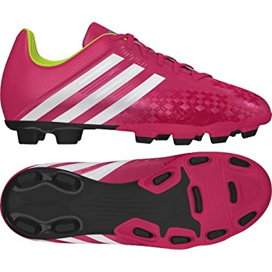 Buy Adidas Predito LZ TRX FG Junior Soccer Cleats Shoes - Vivid Berry (Little Kid Big Kid) by adidas