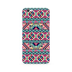 Ebby Tribal Aztec Premium Printed Case For Oppo F1S