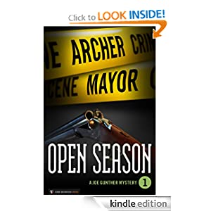 Open Season (Joe Gunther Mysteries)