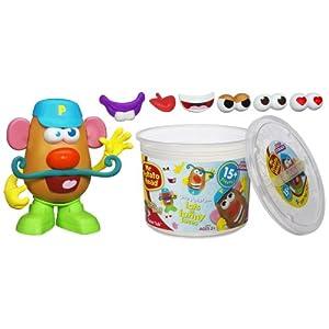 Potato Head Playskool Mr.Potato Head Tater Tub Set from Potato Head
