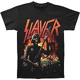 Slayer Men's Marching Death T-shirt Black