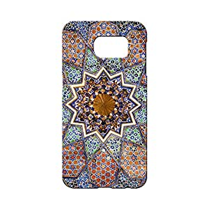 BLUEDIO Designer 3D Printed Back case cover for Samsung Galaxy S6 - G2355