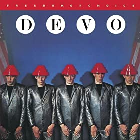 cover of Devo - Whip It