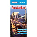 Plan d'Amsterdam - Flexi Map Plastifié