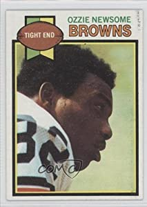 Ozzie Newsome Cleveland Browns (Football Card) 1979 Topps #308