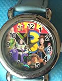 Lot of Two 2 Toy Story 3 Movie Watch Watches Wristwatch Set for Party or Gifts Children ~ Buzz Lightyear and Woody and Friend , Watches Are Different