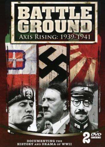 Battle Ground: Axis Rising 1939-1941 [DVD] [Import]