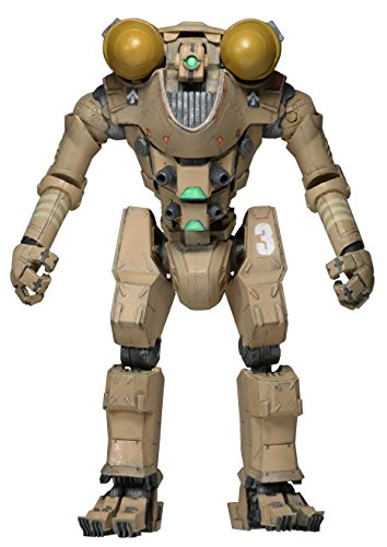 "NECA Pacific Rim Deluxe 7"" Series 6 Horizon Brave Action Figure"