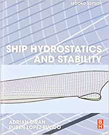 Ship hydrostatics and stability by adrian biran