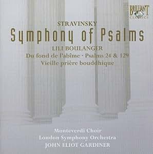Stravinsky: Psalmensymphonie