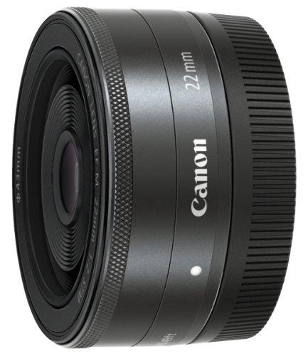 Canon 単焦点レンズ EF-M22mm F2 STM EF-M222STM