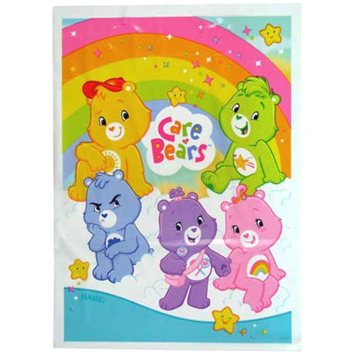 Care Bears Loot Bags 8ct