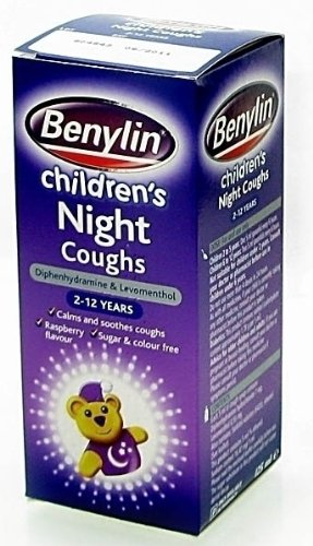 Benylin Children'S Night Cough Syrup 6 Years + 125ml