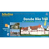Cycling Guide Danube Bike Trail 1: German Danube. Donaueschingen to Passau. 1 : 50 000, 595 km, GPS-Tracks Download