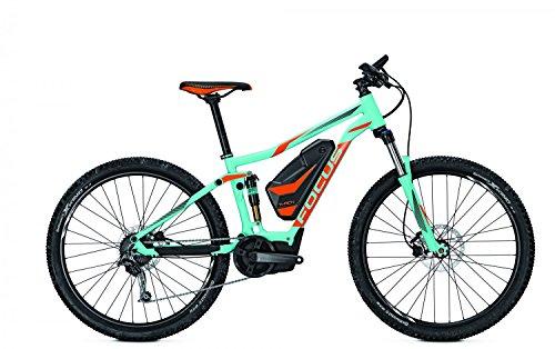 E-Bike Focus Thron Donna E-Mountainbike 9G 17Ah 36V 27,5' Damen div. Rh