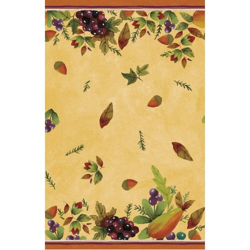Thanksgiving Medley Paper Tablecover