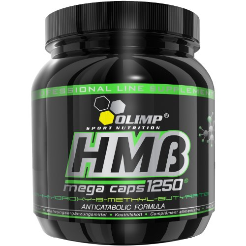 Olimp Hmb Mega Capsules - Pack of 300 Capsules