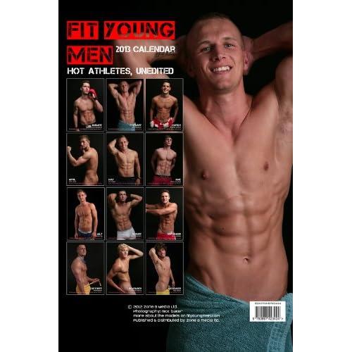 Fit Young Men Calendar 2013