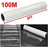 Platinum Carpet Protector Film / Self Adhesive 600mm x 100M