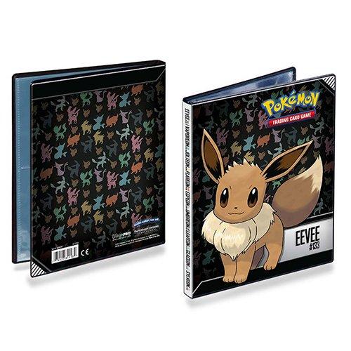 Pokémon - Jeux de Cartes - Portfolios A5 - Evoli -- 10 Page De 4 Case