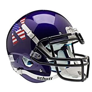 Northwestern Wildcats NCAA Authentic Air XP Full Size Helmet (Alternate 1) by Schutt