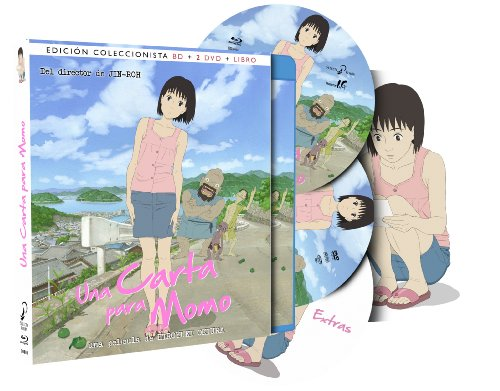 Una Carta Para Momo - Edición Coleccionista [Blu-ray].