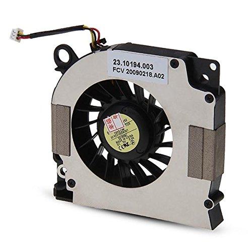 CPU Kühler Lüfter Cooling Fan Heatsink Cooler Ersatzteil für Dell Dell D620 PP18
