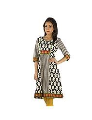 Rama Cotton Women's Traditional Kurti - (14RAMA1421092)