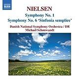 "echange, troc  - Symphonie N°1 - Symphonie N°6 ""Sinfonia Semplice"""