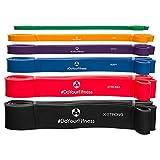 Fitnessbänder »PullMeUp« - perfektes Rubber & Fitness Band für effektives