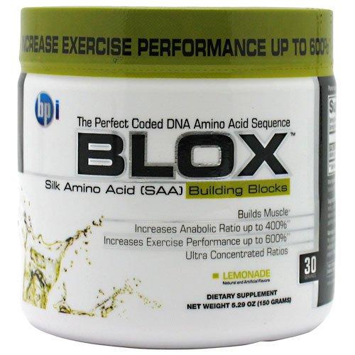 BPI Blox Lemonade 30 Servings Amino Acids