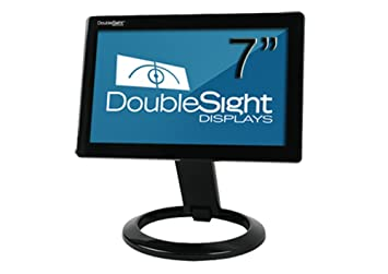 """DoubleSight DS-70U Ecran PC 7 """" (18 cm) 800 x 480 30 milliseconds"""