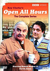 Open All Hours: Complete Season [DVD] [2009] [Region 1] [US Import] [NTSC]