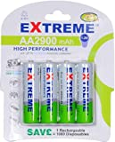 AA (LR6, LR06, MN1500) ULTRA HIGH CAPACITY 2900 mAh x 4 (1 PACK OF 4)