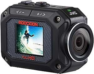 JVC GC-XA2BEU Action Kamera mit Full HD Videoaufnahme schwarz