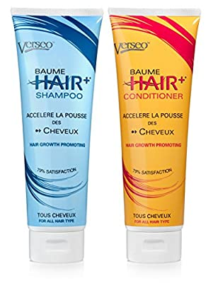 Best Hair Growth Shampoo & Conditioner by Verseo