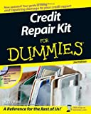 img - for Credit Repair Kit For Dummies book / textbook / text book