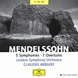 Mendelssohn: 5 Sinfonien / 7 Ouvertüren title=