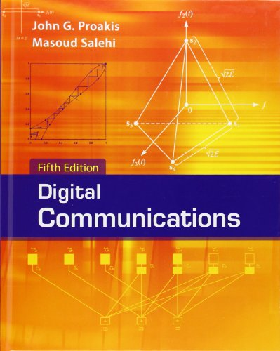 Digital Communications, 5th Edition