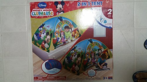 Playhut Mickey Mouse Club House Bed Tent Playhouse by PlayHut jetzt kaufen