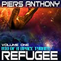 Refugee (       UNABRIDGED) by Piers Anthony Narrated by Basil Sands