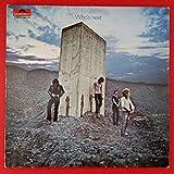 WHO Who's Next LP Vinyl VG+ Cover VG++ GEMA Polydor 2480 056