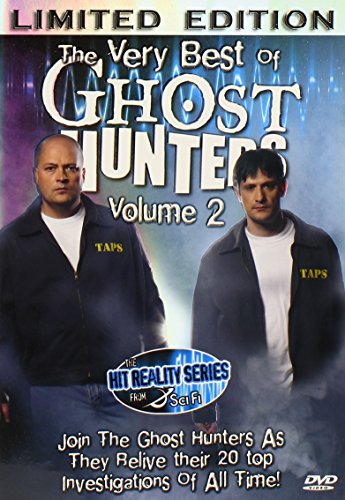 Ghost Hunters, Volume 2 - Very Best Of (Ghost Hunters Season 2 compare prices)
