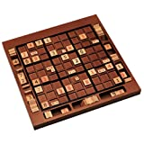 Sudoku Board with Storage Slots